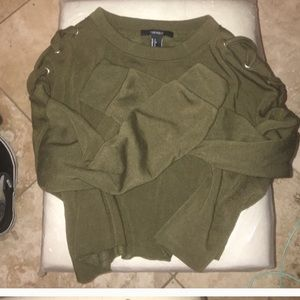 4 for $20 cropped sweatshirt